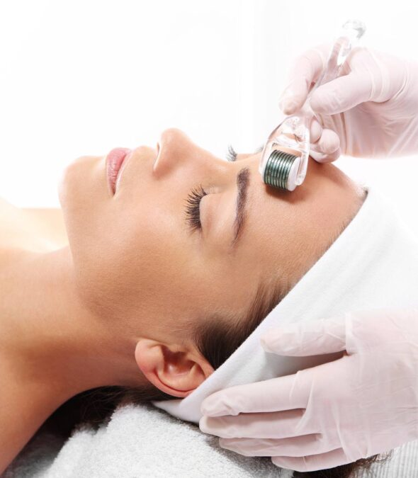Mesotherapy, Mesotherapy microneedle, a cosmetic procedure